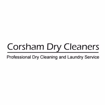 Corsham Dry Cleaners Logo