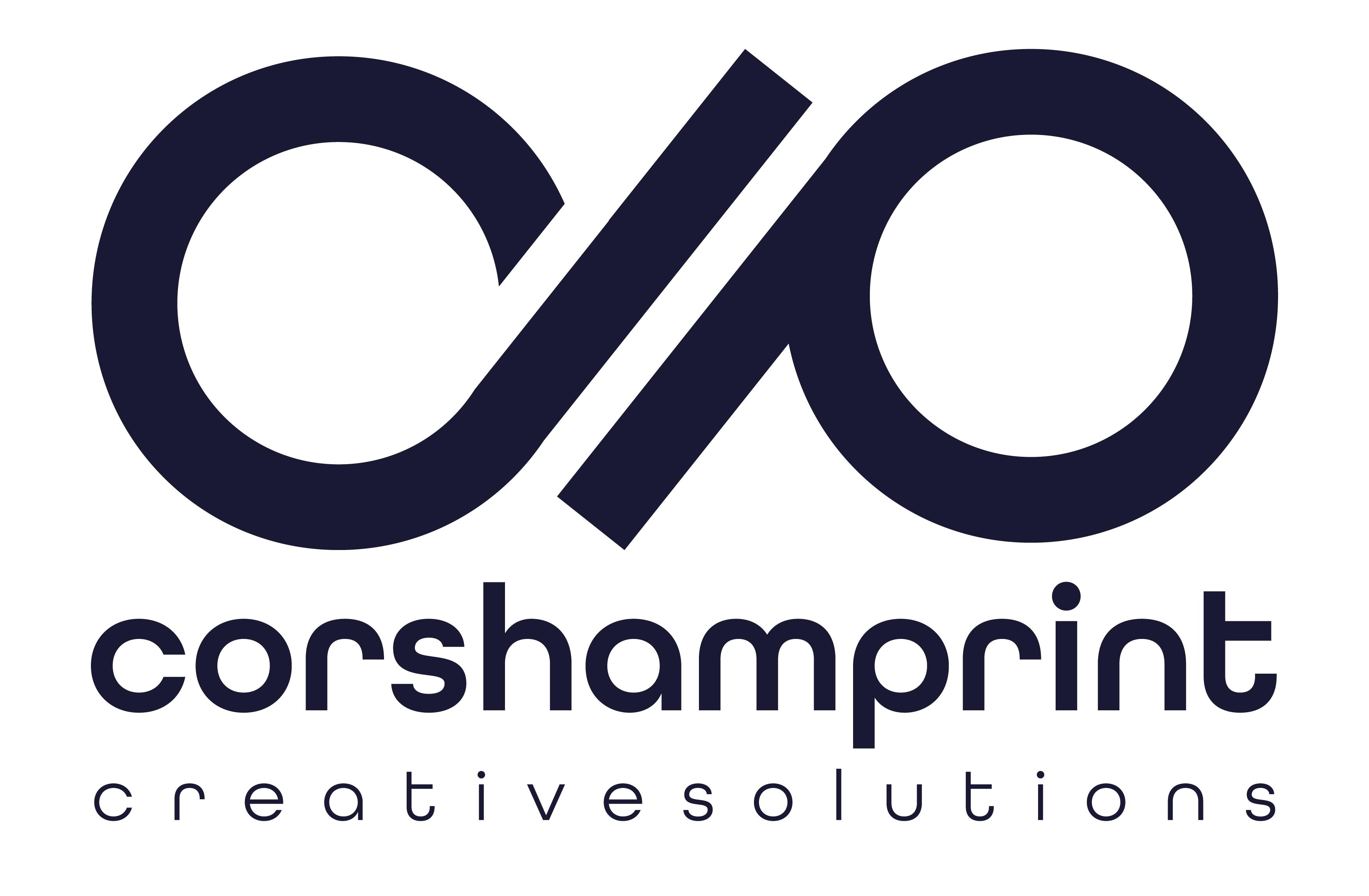 Corsham Print Logo
