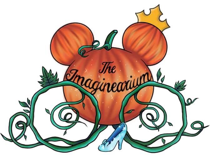 The Imaginearium Logo