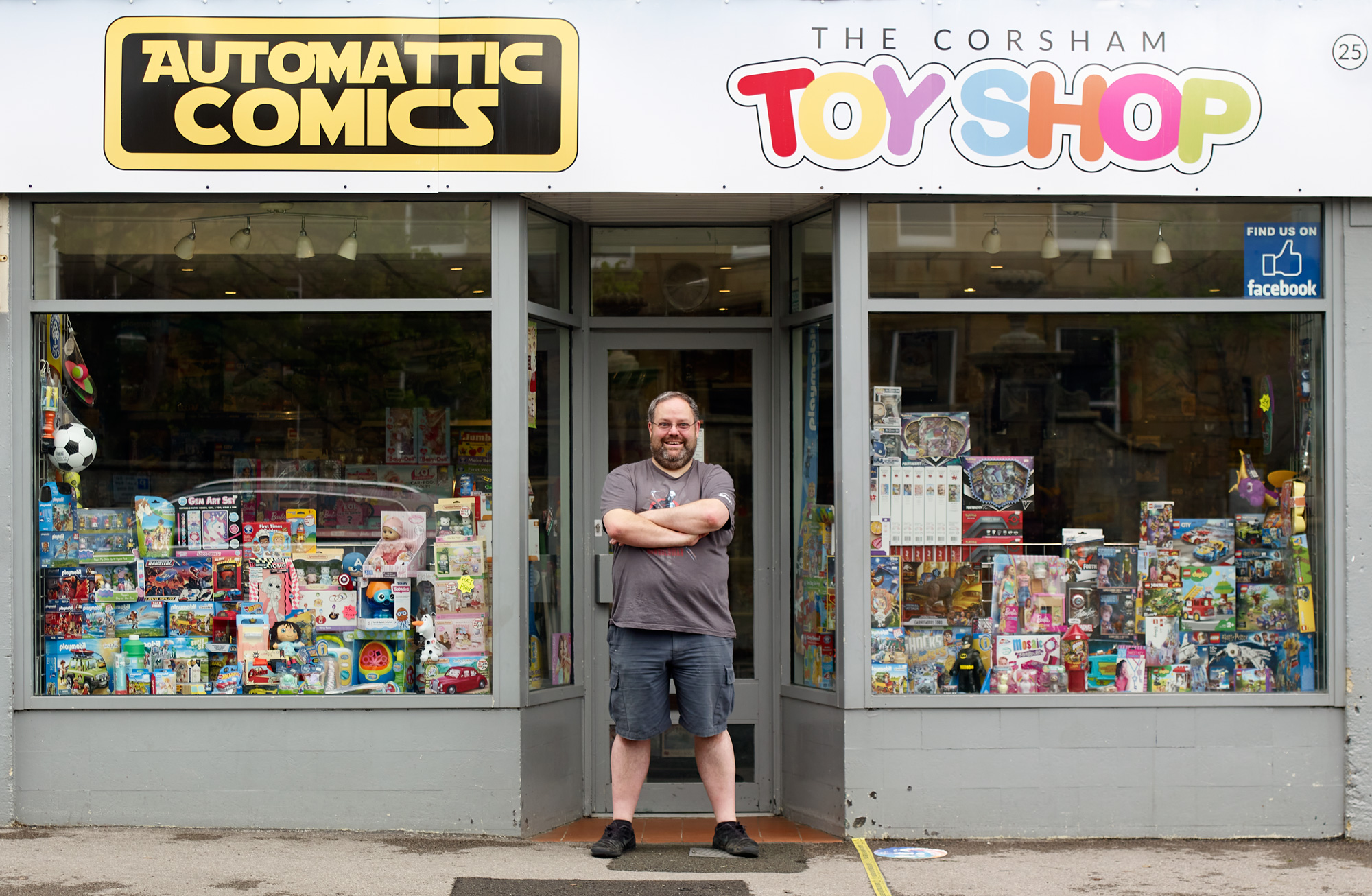 Toy Shop Picture